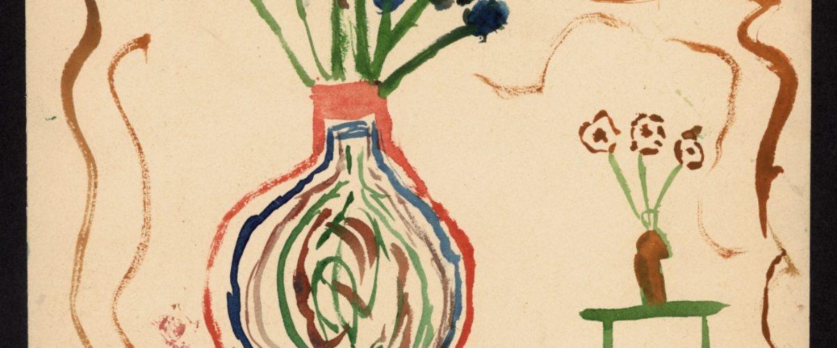Flowers- Ruth Ščerbak 1934-44