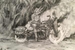 WWII Ghostrider